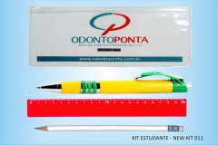 KIT ESTUDANTE - NEW KIT 011